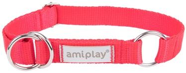 Ошейник Amiplay Samba, красный, 600 мм
