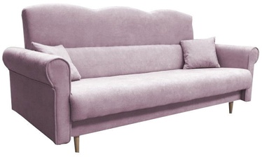 Dīvāngulta Idzczak Meble Karolina Avra 10 Pink, 216 x 105 x 101 cm