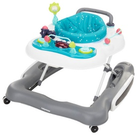 Babymoov 5in1 Progressive Baby Walker And Push Toy