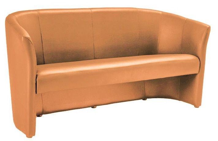 Dīvāns Signal Meble TM-3 Orange, 160 x 60 x 76 cm