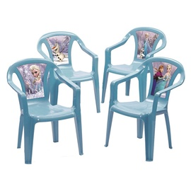 Frozen Children Chair Blue 46236