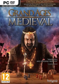 PC spēle Kalypso Grand Ages: Medieval Limited Special Edition PC