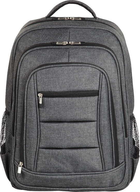 "Hama ""Business"" Notebook Rucksack Grey"