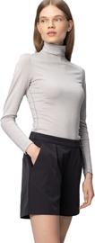 Audimas Womens Stretch Fabric Shorts Black S