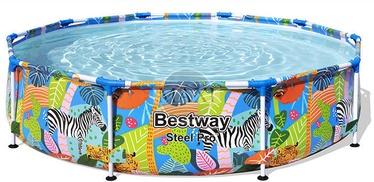 Baseins Bestway 380033, daudzkrāsains, 3050x660 mm, 4062 l