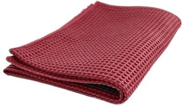 Bradley Kухонное полотенце вафельное, 40 x 60 см, бордо
