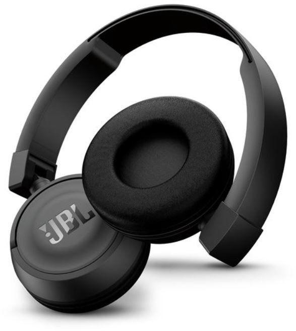 Austiņas JBL T460BT Black, bezvadu