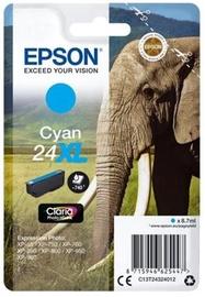 Epson 24XL Cartridge 8.7ml Cyan