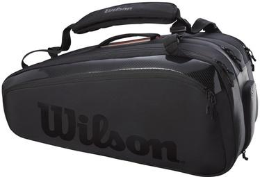 Спортивная сумка Wilson Super Tour Pro, черный