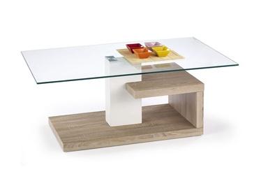 Kafijas galdiņš Halmar Evelin Sonoma Oak, 1100x600x420 mm