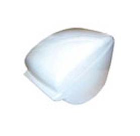 Tualetes papīra turētājs Karo-Plast 16400, balts