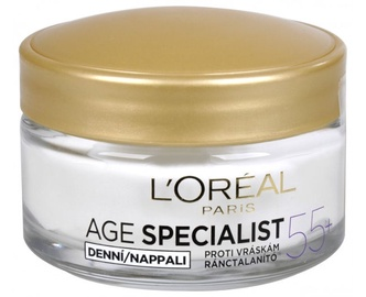 Крем для лица L´Oreal Paris Age Specialist 55+ Day Cream, 50 мл