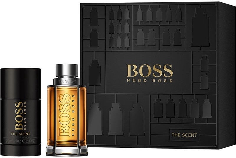 Hugo Boss The Scent 50ml EDT + 75ml Deodorant Stick 2019