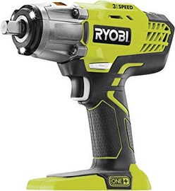 Ryobi R18IW3-0 One+ Cordless Impact Wrench without Battery