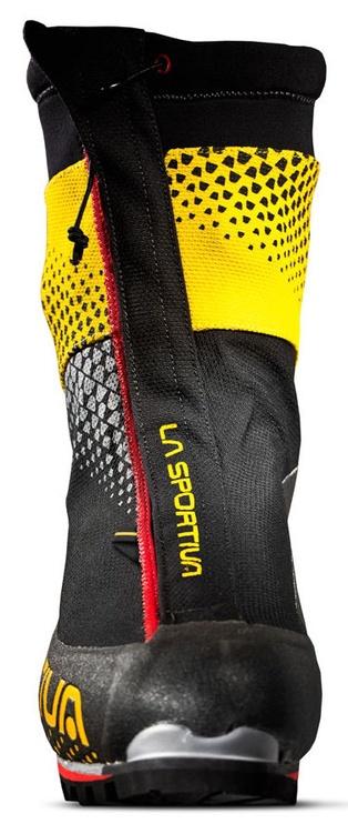 La Sportiva G2 SM Black Yellow 45.5
