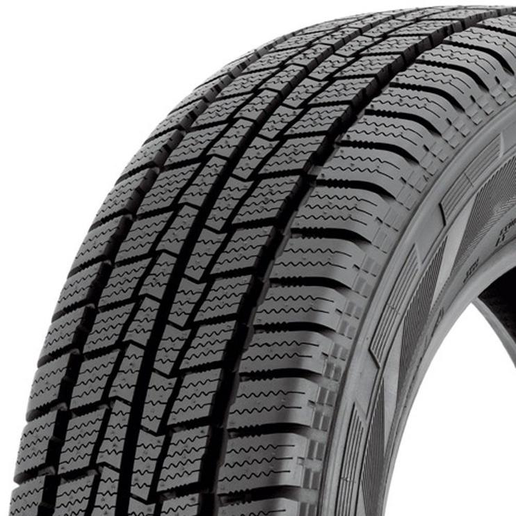 Зимняя шина Hankook Winter RW06, 185/75 Р16 104 R