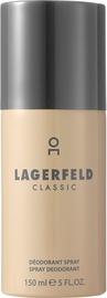 Дезодорант для мужчин Karl Lagerfeld Classic, 150 мл
