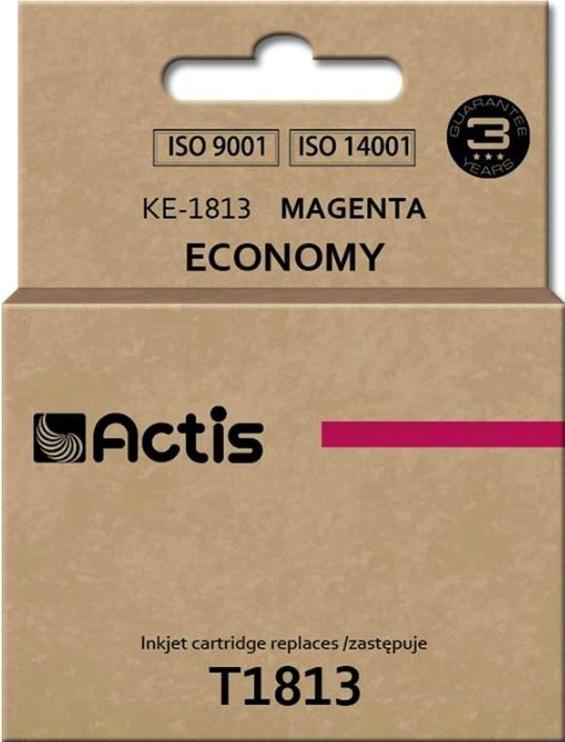 Actis Cartridge For Epson KE-1813 Magenta