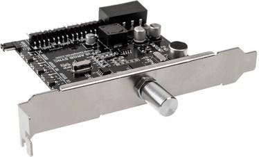 Пульт управления светодиодного освещения Lamptron CFp30 ARGB Sync Fan and RGB LED Controller PCIE Silver