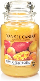 Yankee Candle Classic Large Jar Mango Peach Salsa 623g