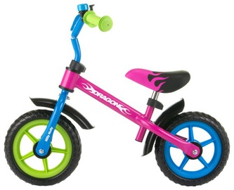 Балансирующий велосипед Milly Mally Dragon Bike Race Multicolor 2176