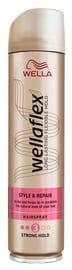 Wella Wellaflex Style & Repair Hairspray 250ml