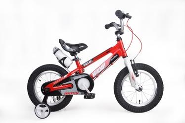 "Bērnu velosipēds Royalbaby RB14-17, sarkana, 14"""