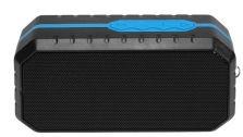 Bezvadu skaļrunis ART Mobile, zila/melna, 3 W