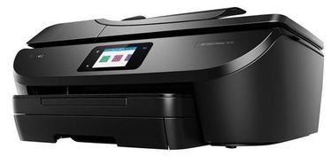 Многофункциональный принтер HP 7830, струйный, цветной