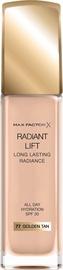 Tonizējošais krēms Max Factor Factor Radiant Lift Foundation 77MFGT Golden Tan, 30 ml