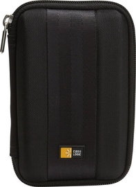 Case Logic QHDC101K Portable Hard Drive Case Black