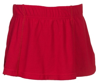 Bars Womens Tennis Skirt Red 17 128cm