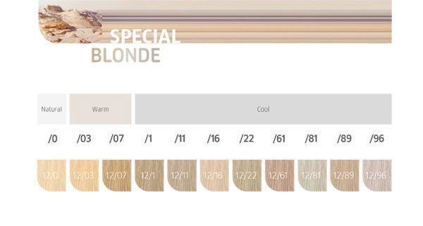 Wella Professionals Koleston Perfect Me+ Special Mix 60ml 0/11