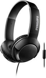 Austiņas Philips Bass+ SHL3075 Black