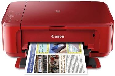 Струйный принтер Canon Pixma MG3650S Red, цветной