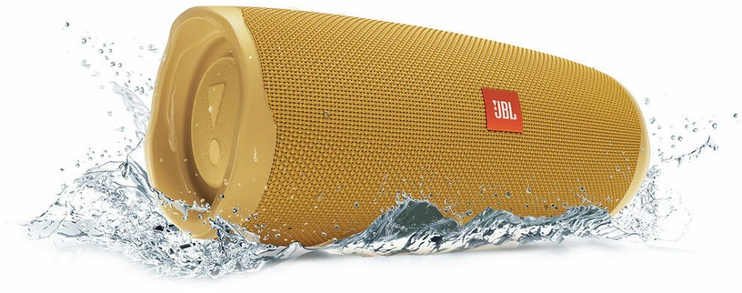 Bezvadu skaļrunis JBL Charge 4 Yellow, 30 W