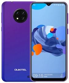Mobilais telefons OukiTel C19, zila, 2GB/16GB