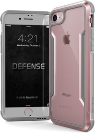 X-Doria Defense Shield Back Case For Apple iPhone 7/8 Rose Gold