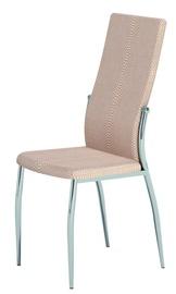 Ēdamistabas krēsls DaVita, smilškrāsas