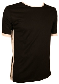 Bars Mens T-Shirt Black/White 169 S