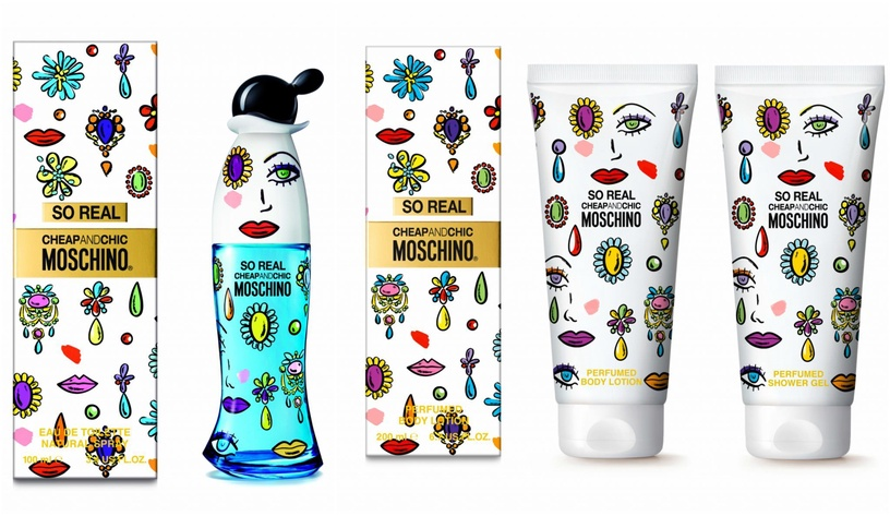 Духи Moschino So Real Cheap & Chic 30ml EDT