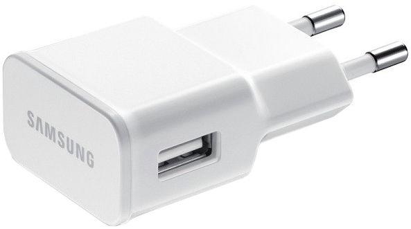 Samsung Universal Travel Charger USB Plug White