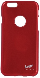 Beeyo Spark Back Case For Samsung Galaxy S7 Red