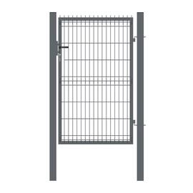 Garden Center Gate RAL7016 1000x1530mm Grey