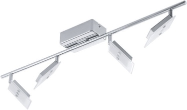 Eglo Ervas Wall Lamp 4x3.3W LED Chrome