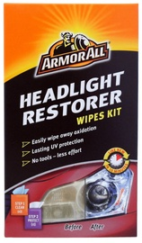 ArmorAll Car Headlight Restorer Wipes Kit