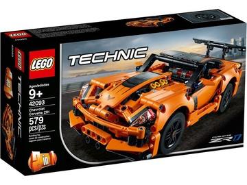 Konstruktors LEGO®Technic 42093 Chevrolet Corvette ZR1
