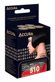 Accura Cartridge For Canon 12ml Black