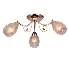 GRIESTU LAMPA 3X40W E14 TVIRT MD96325-3