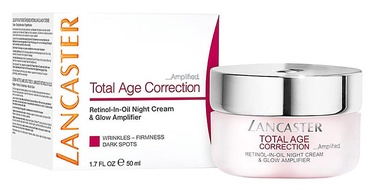 Sejas krēms Lancaster Total Age Correction Day Cream Amplified SPF15, 50 ml